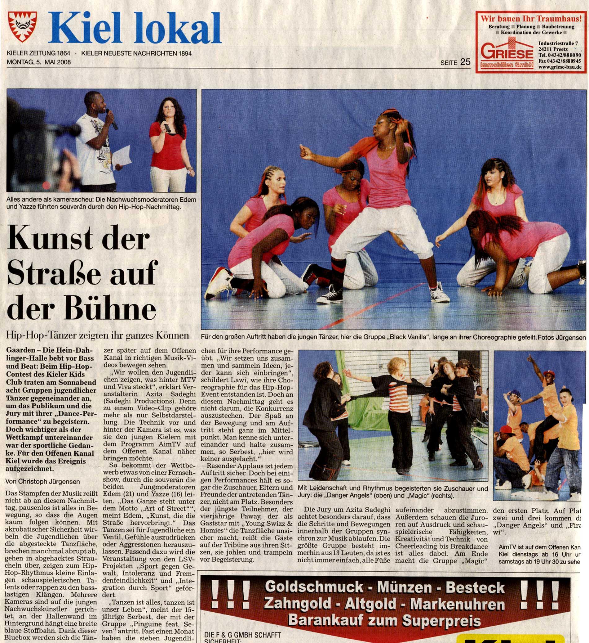 Tanzen kiel single Tanzschule Ralf Knobloch in Kiel - Willkommen